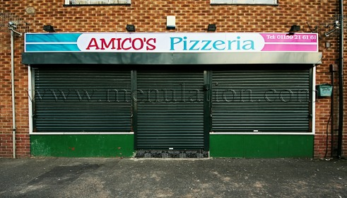 Photo of Amico's Pizzeria; pizza, pasta and fast food takeaway in Clifton near Nottingham