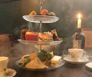 Apotheka in Ruddington - Prosecco Afternoon Tea offer