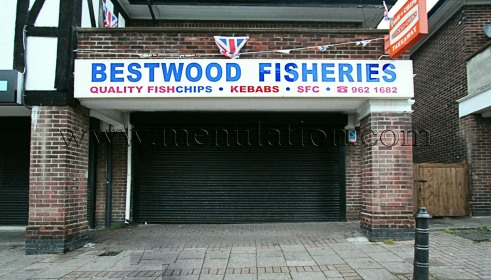 Photo of Bestwood Fisheries fish and chips plus fast food takeaway in Nottingham