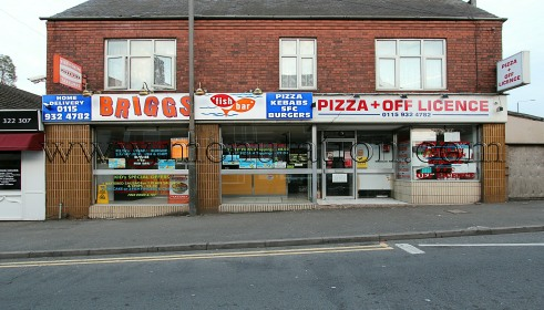 Photo of Briggs Fish Bar; fish & chips, pizzas and fast food takeaway in Ilkeston