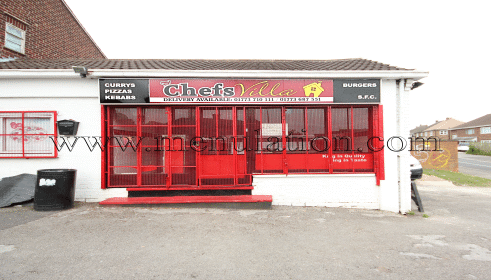 Photo of Chefs Villa; pizzas, curries and fast food takeaway and delivery in Heanor, Derbyshire DE75 7DA