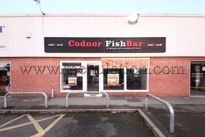 Codnor Fish Bar in Codnor