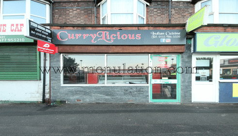 Photo of Currylicious Indian takeaway and delivery in Sneinton, Nottingham