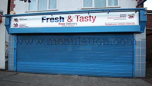 Photo of Fresh & Tasty pizza and fast food takeaway and delivery in Rainworth near Mansfield