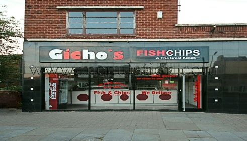 Photo of Gicho's fish & chips, kebabs and fast food takeaway in Mansfield Woodhouse