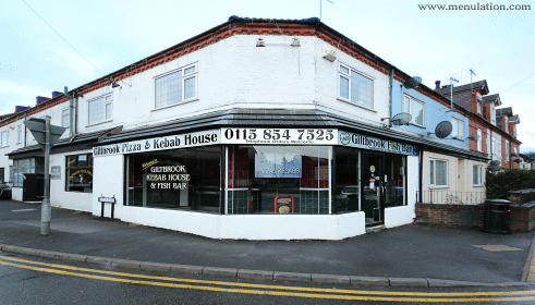 Photo of Giltbrook Fish Bar & Pizza Parlour plus fast food takeaway in Giltbrook near Nottingham