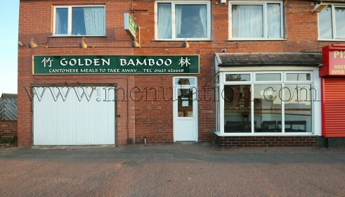 Photo of Golden Bamboo Chinese and Cantonese cuisine takeaway in Clipstone near Mansfield
