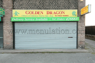 Golden Dragon Chinese takeaway in Mansfield
