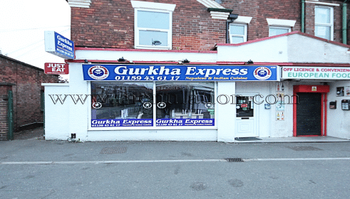 Photo of Gurkha Express Nepalese and Indian cuisine restaurant and takeaway in Beeston near Nottingham