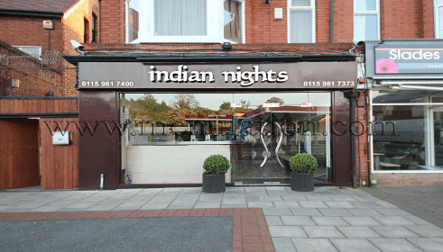 Photo of Indian Nights Indian food takeaway and delivery in West Bridgford