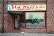 Photo of La Piazza pizza takeaway and delivery in Carlton, Nottingham