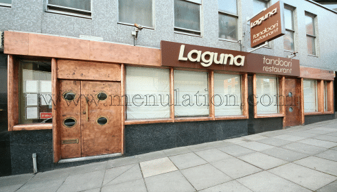 Photo of Laguna Indian restaurant and takeaway in Nottingham