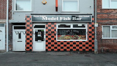 Photo of Model Fish Bar; fish and chips, kebabs and fast food takeaway in Ilkeston