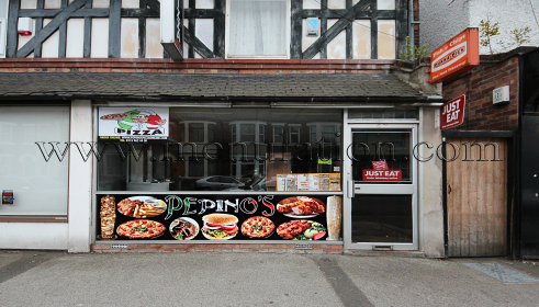 Photo of Pepino's pizza takeaway and delivery in Sherwood, Nottingham