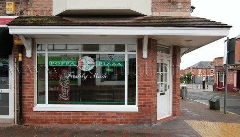 Photo of Poppa Pizza; pizza restaurant and takeaway in Beeston near Nottingham