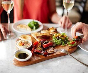 Prezzo meal and wine offer (on buyagift)