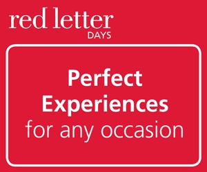 Red Letter Days various gift and treat offers website.