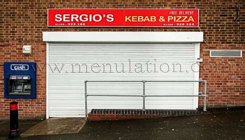 Photo of Sergio's pizzas, kebabs and fast food takeaway and delivery in Kirk Hallam near Ilkeston