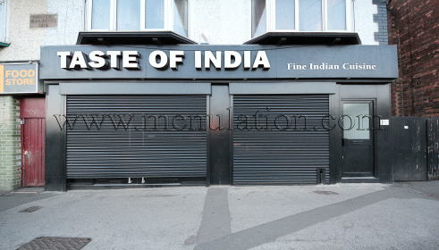 Photo of Taste Of India; Indian restaurant and takeaway in Lenton, Nottingham