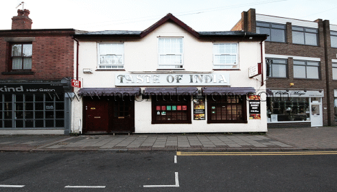 Photo of Taste of India - Indian restaurant and takeaway in Loughborough